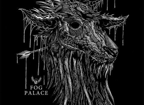 Fog Palace Goat Head TShirt